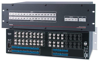 AV Matrix Switchers - MAV Plus 168 SV