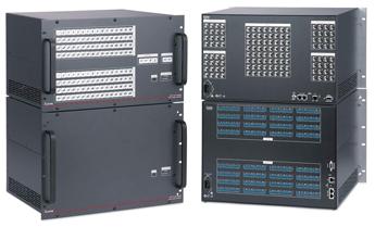 AV Matrix Switchers - MAV Plus 6464 AV