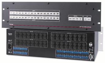 AV Matrix Switchers - MAV Plus 816 A