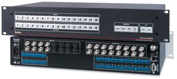 AV Matrix Switchers - MAV Plus 816 AV