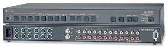 AV Matrix Switchers - Линейка MAV SVA RCA