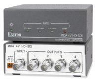 Усилители-распределители HD-SDI и 3G-SDI - MDA 4V HD-SDI