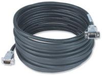Аналоговые кабели выского разрешения - VGA M-F BK