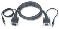 Аналоговые кабели выского разрешения - VGA-A M-F MD