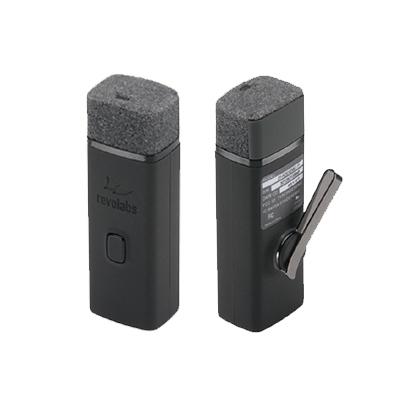 Микрофон беспроводной петличный HD MaxSecure (шифрование AES 256)