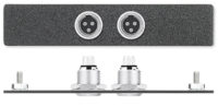 AAPs - Audio - Two Mini XLR 3-pin Male to Solder Cups - Switchcraft