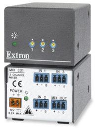 Микшеры и аудиопроцессоры - MIX 301