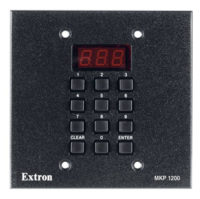 Аксессуары к матричным коммутаторам - MKP 1200