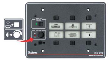 Аксессуары к продукции MediaLink - MLC 206 Power/Audio Label