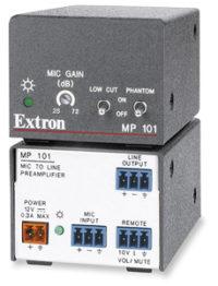 Микшеры и аудиопроцессоры - MP 101