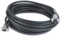 Аналоговые кабели выского разрешения - VGA M-M BK