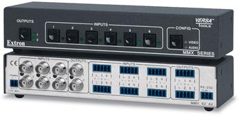 AV Matrix Switchers - MMX 62 AV