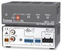 Audio Power Amplifiers - MPA 122
