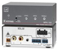 Audio Power Amplifiers - MPA 152