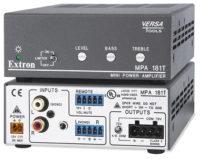 Audio Power Amplifiers - MPA 181T