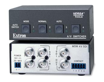 Коммутаторы SDI и HD-SDI - MSW 4V SDI