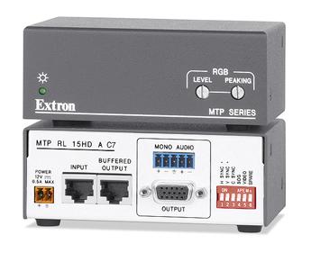 MTP - линейки с витой парой - MTP C7 RL 15HD A & MTP C7 RL 15HD A SEQ
