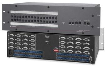 VGA и стереоаудио - MVX 1616 VGA A