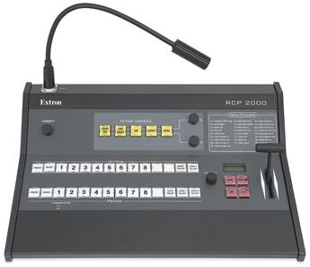 Аксессуары для скалеров и процессоров обработки сигналов - RCP 2000