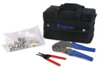 Обжимные разъемы и аксессуары - RG6 Universal Crimp Termination Kit