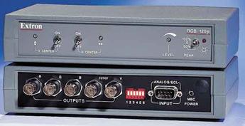Интерфейсы компьютерного видео - RGB 120p