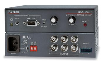 Интерфейсы компьютерного видео - RGB 130xi
