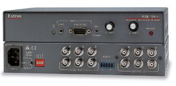 Интерфейсы компьютерного видео - RGB 134xi