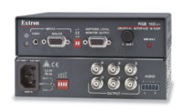 Интерфейсы компьютерного видео - RGB 160xi