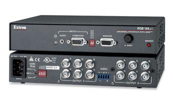 Интерфейсы компьютерного видео - RGB 164xi