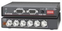 Интерфейсы компьютерного видео - RGB 190FV