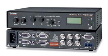 Интерфейсы компьютерного видео - RGB 203 Rxi VTG