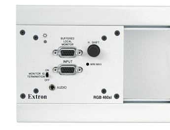Архитектурный интерфейс - RGB 460xi EC