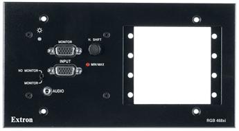 Архитектурный интерфейс - RGB 468xi
