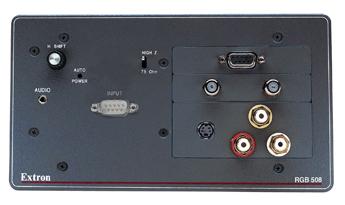 Архитектурный интерфейс - RGB 508