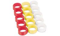 Опрессовываемые разъемы и аксессуары - Color Rings for Compression Connectors