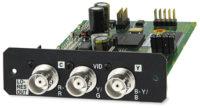 Аксессуары для скалеров и процессоров обработки сигналов - Выходная плата сканконвертера