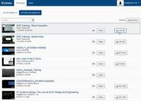 AV Streaming Software - Streaming Content Manager