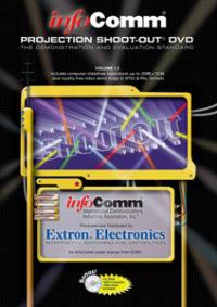 Тестирование и измерение - InfoComm Projection Shoot-Out® DVD Volume 1.5