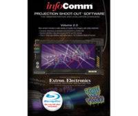 Тестирование и измерение - InfoComm® Projection Shoot-Out® Software Volume 2.0
