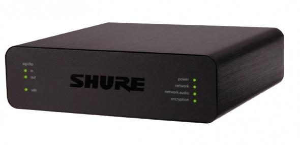 Сетевой аудио интерфейс USB с матричным микшером