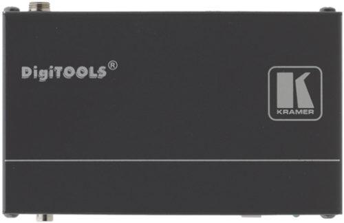 Передатчик DisplayPort по витой паре и панель управления коммутатором Step-In Kramer SID-DP