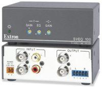 Удлинители и активные интерфейсы для аудио и видео - SVEQ 100