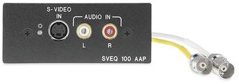 Удлинители и активные интерфейсы для аудио и видео - SVEQ 100 AAP