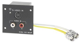 Удлинители и активные интерфейсы для аудио и видео - SVEQ 100 MAAP