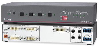 Коммутаторы DVI и HDMI - Линейка SW DVI A