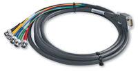 Аналоговые кабели выского разрешения - SYM BNCM