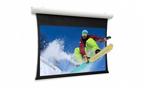 Проекционный экран с электроприводом со стильным дизайном