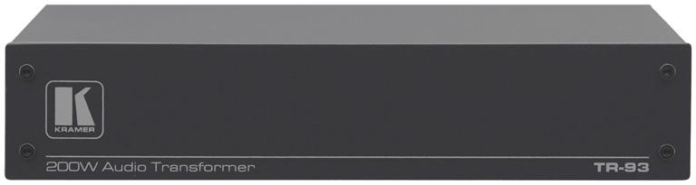 Трансформатор аудиосигнала громкоговорителей