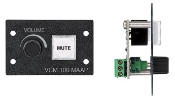 Аксессуары - VCM 100 MAAP