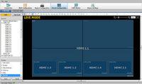 Процессоры для видеостен средних и больших размеров - VCS